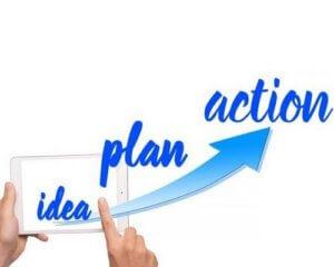 Продажи продукта или сервиса в 2 шага